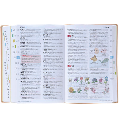 辞典 和英 プログレッシブ和英中辞典